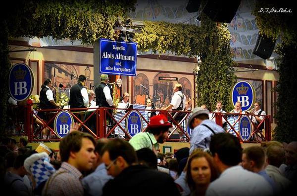 Lễ hội bia Đức - Lễ hội bia Oktoberfest