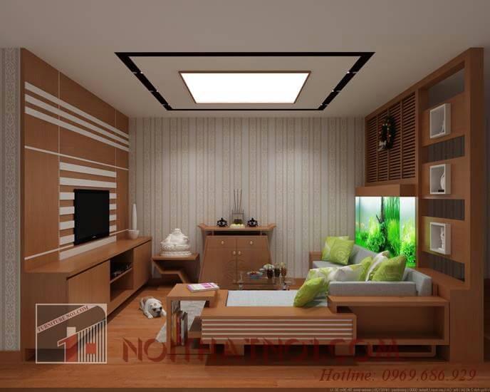 Nguyên tắc thiết kế phòng khách