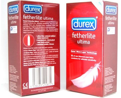 bao cao su Durex