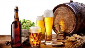 Rượu bia - kẻ khiến làn da mụn trở nên tồi tệ