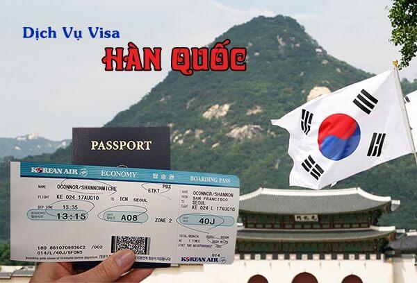 Làm visa Hàn Quốc giá rẻ