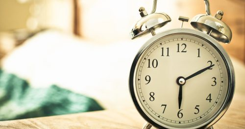 Người thành đạt thường dậy sớm