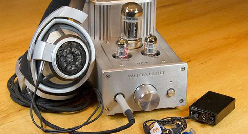 Amplifier trong trẻo
