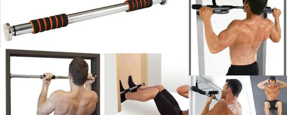 Luyện tập xà đơn treo tường giúp phát triển các cơ toàn diện