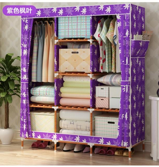 Tủ vải phù hợp với hộ gia đình ít người và không gian sống nhỏ hẹp