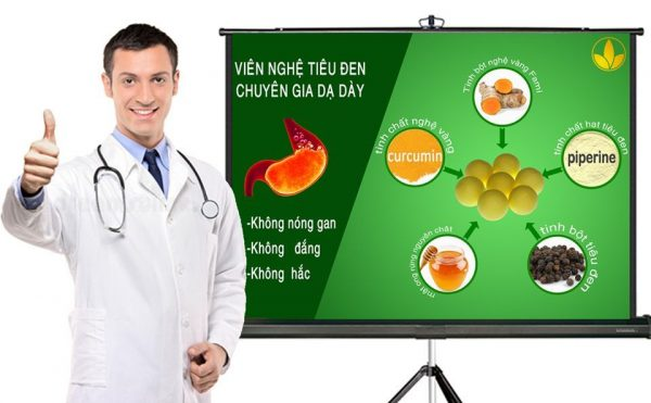 Chia sẻ công thức trị bệnh viêm loét hang vị dạ dày đơn giản