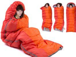 Cách bảo quản túi ngủ du lịch bền đẹp