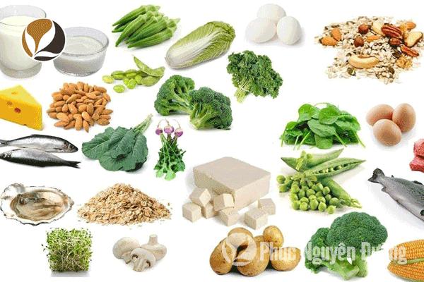 Các thực phẩm giúp tăng cân