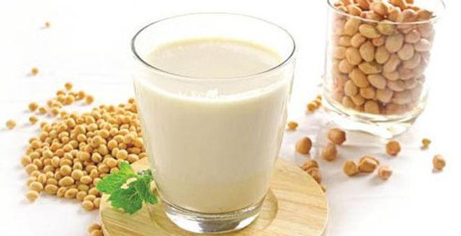 Uống bột mầm đậu nành đúng cách
