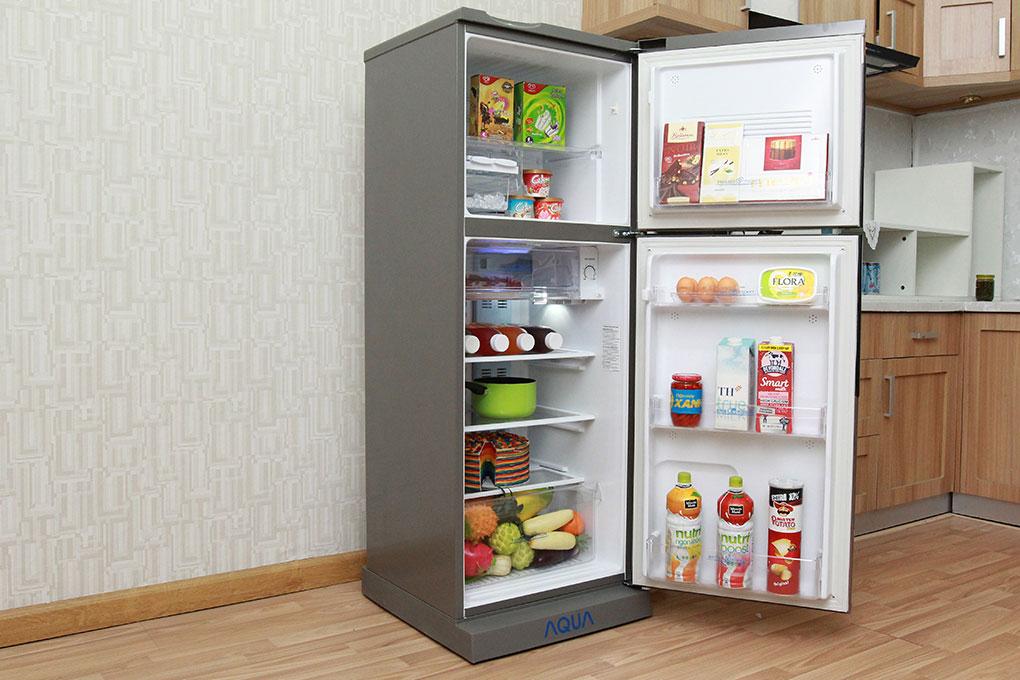 Khử mùi tủ lạnh bằng việc bảo quản thực phẩm đúng cách