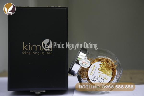 Tìm hiểu những công dụng nổi bật của đông trùng hạ thảo Kim Lai