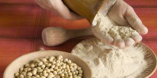Hướng dẫn cách làm mầm đậu nành uống tăng vòng 1