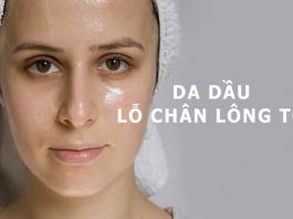 Công thức chăm sóc da dầu với mặt nạ tinh bột nghệ vàng