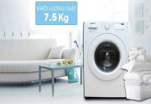 Cách vắt quần áo bằng máy giặt LG