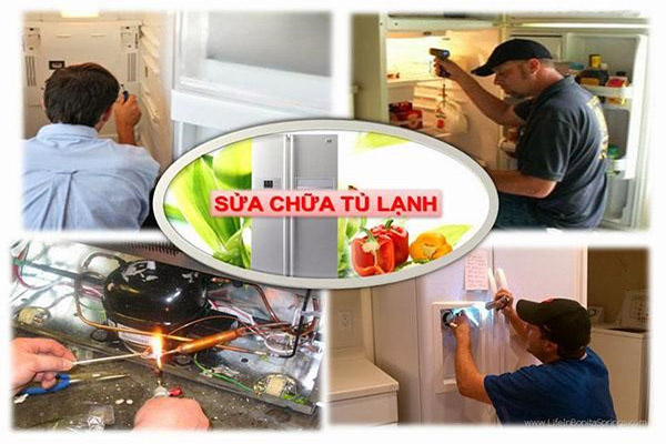 Sửa chữa tủ lạnh nội địa Nhật tại Hà Nội