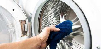 5 bước vệ sinh máy giặt electrolux cửa trước đúng cách