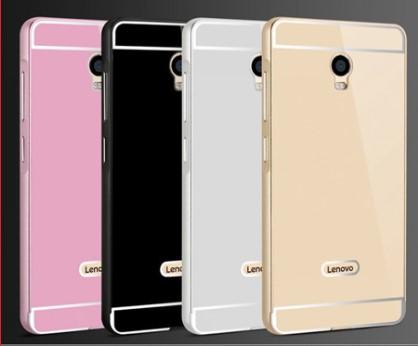 Ốp điện thoại Lenovo viền kim loại