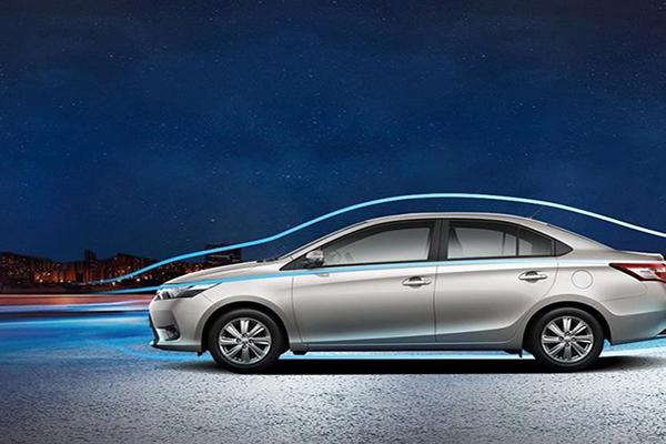 Vài điểm đổi mới của Toyota Vios 2018