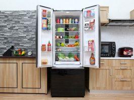 Xem phong thủy đặt tủ lạnh trong bếp