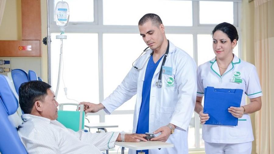 Không thể rút ra kết luận về bệnh thận hư nhiễm mỡ nếu không có sự chuẩn đoán và khám xét kỹ càng của bác sĩ và sự hỗ trợ của những máy móc kỹ thuật hiện đại