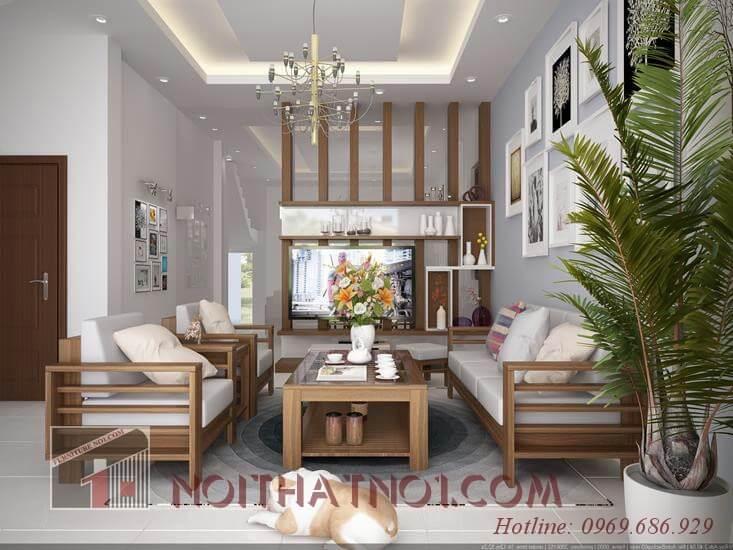 Kiểu dáng bàn ghế gỗ gụ phù hợp không gian đẹp