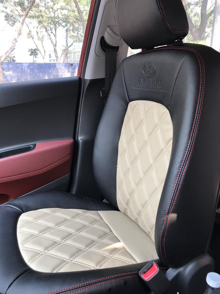 Bọc ghế da xe ô tô giúp hạn chế bám bụi hiệu quả