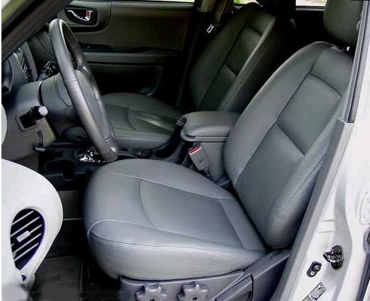 Bọc ghế da cho dòng xe Hyundai Santafe ở đâu uy tín và chất lượng