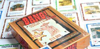 Bang là Board game thu hút đông đảo người chơi tham gia