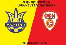 Đánh giá trận đấu giữa Ukraine vs Bắc Macedonia