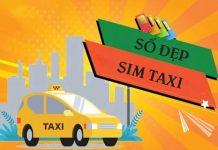Sử dụng sim taxi mang đến nhiều ưu điểm